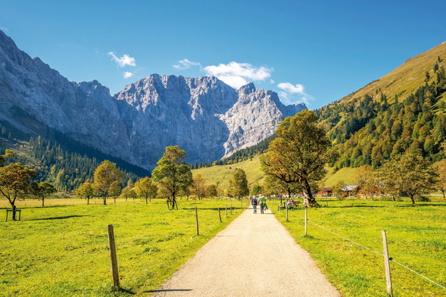 Karwendel. Foto: pure-life-pictures / fotalia