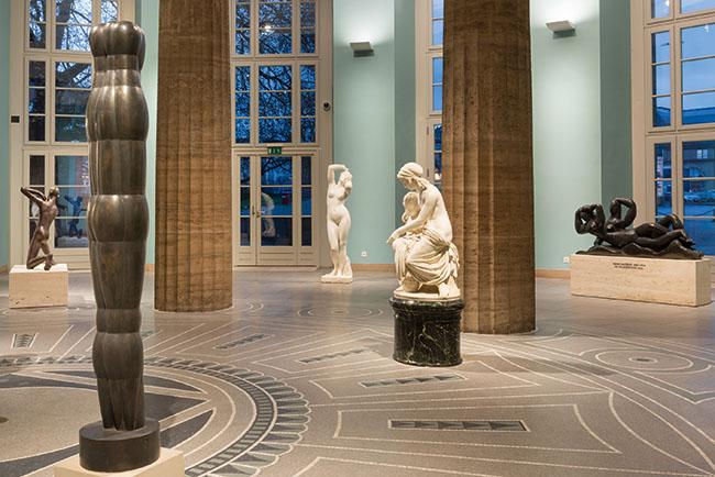 Skulpturen Sammlung. Foto Kay Riechers