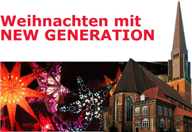 Foto Sterne: Florian Schmilinsky / www.pixelio.de Foto Kirche: St. Jacobi