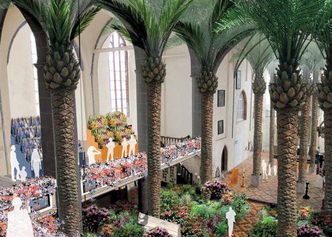 Laurentiuskirche Hansestadt Havelberg. Foto: BUGA 2015 Havelregion