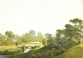 Christian Ludwig Wilhelm Heuer, Poppenbüttel, 1856 / Wikipedia