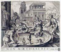 Cock, Hieronymus ehebruch um 1566