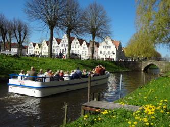 Foto:Tourismusverein Friedrichstadt u.U. e.V. / Anke Stecher