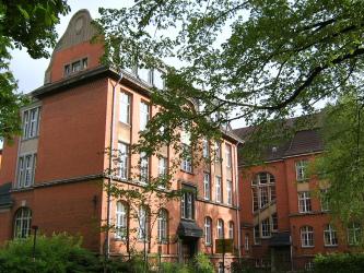 Talmud-Tora Schule. Foto:Staro1 / www.wikipedia.de