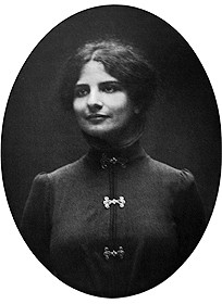 Ida Dehmel. Foto: Archiv GEDOK