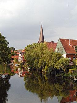 Otterndorf. Foto: Ra Boe / wikipedia.de