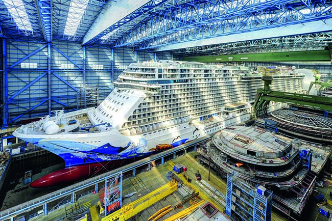Foto: Meyer Werft Papenburg