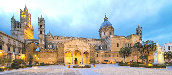 Kathedrale von Palermo. Foto: Behringer Touristik