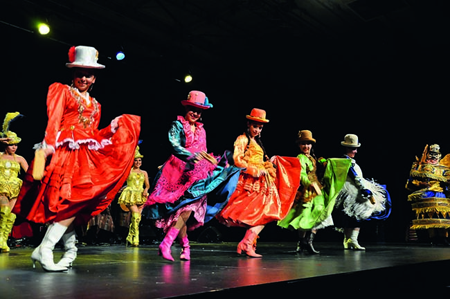 Bolivien. Foto: EFF