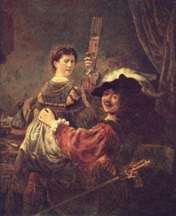 rembrandt-harmensz_-van-rijn-selbstportraet-des-kuenstlers-mit-seiner-jungen-frau-saskia-08100